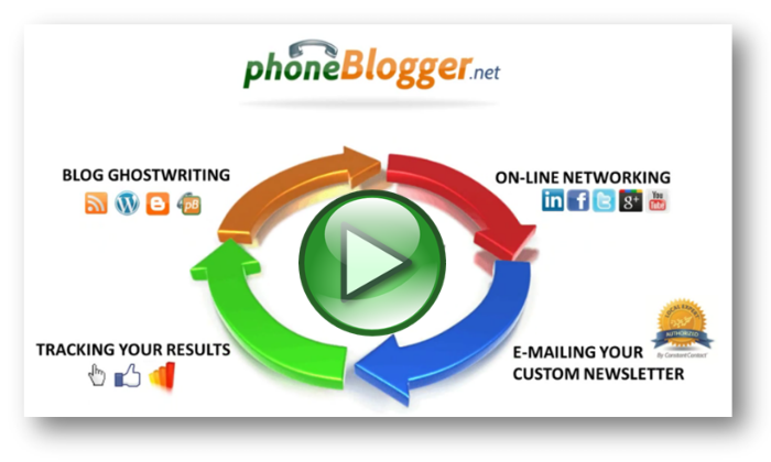 phoneBlogger - Introduction: Internet Word of Mouth Marketing for Professional Practices